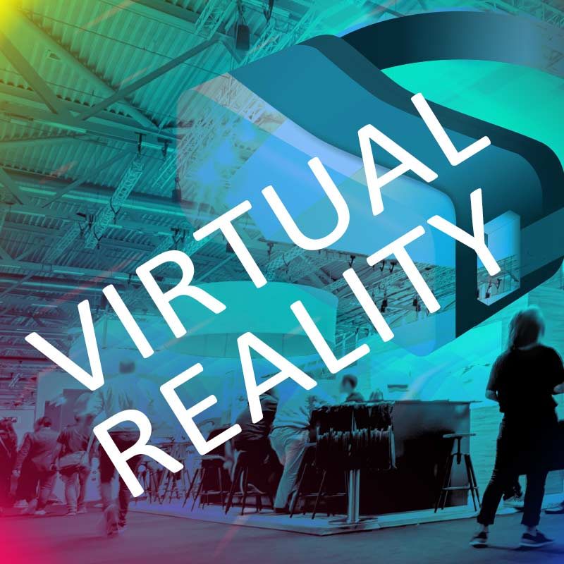 Virtual Reality auf Messen