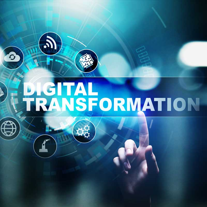 Digitalisierung - Digitale Transformation